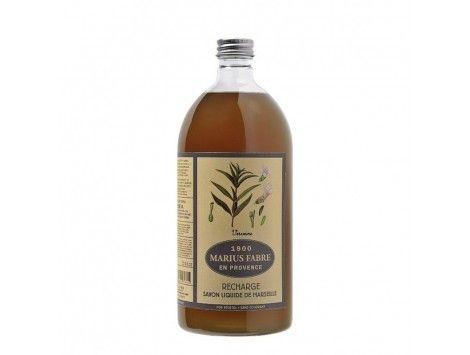 Jabón Líquido de Marsella Verbena 1l