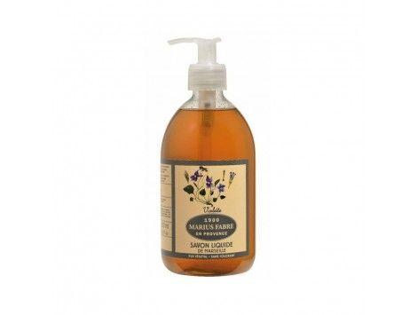 Jabón Líquido de Marsella Violeta1l