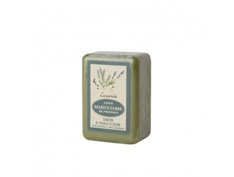 pastilla jabón marsella lavanda 150gr