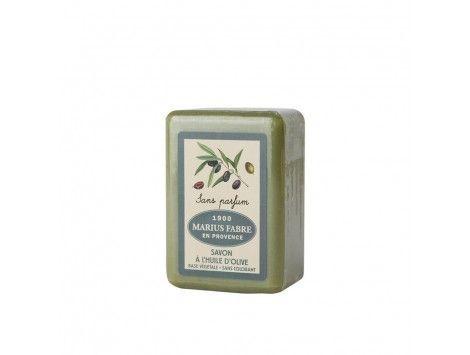 Pastilla Savon Marseille Marius Fabre Sin perfume 150gr