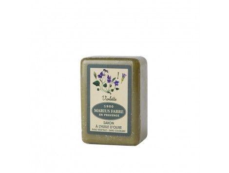 Pastilla Jabón de Marsella Marius Fabre Violeta 150gr