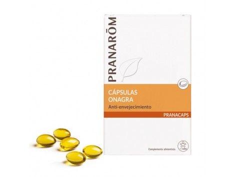 Cápsulas oleoaromáticas Onagra BIO Pranarom