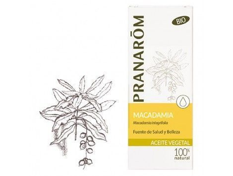 Aceite Vegetal Macadamia BIO Pranarom