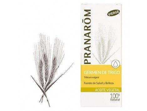 Aceite Vegetal Germen de trigo Virgen Pranarom