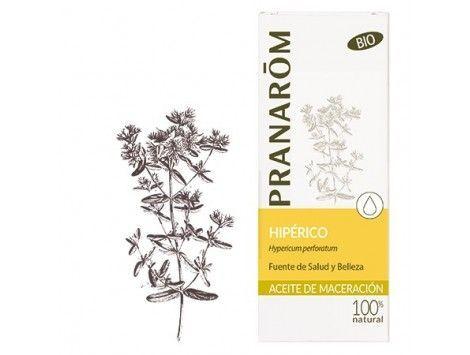 Aceite Vegetal Hipérico BIO Pranarom