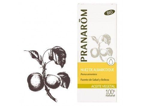 Aceite Vegetal Nuez de albaricoque BIO Pranarom