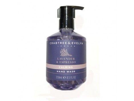 Hand Wash Lavender & Espresso 250 ml- Crabtree & Evelyn