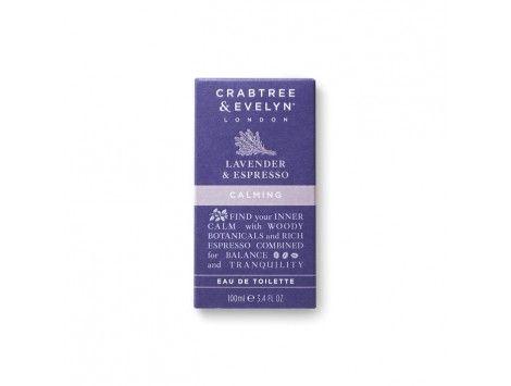 Eau de Toilette Lavender & Espresso 100 ml- Crabtree & Evelyn