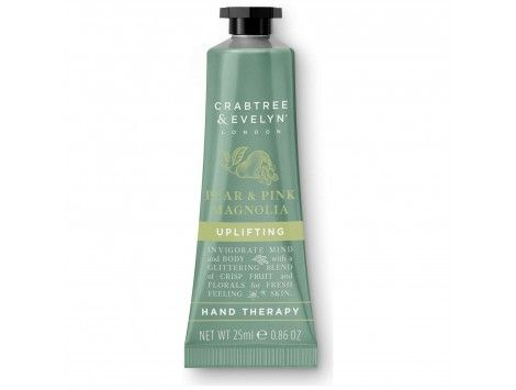 Hand Therapy Pear and Pink Magnolia 25g de Crabtree & Evelyn