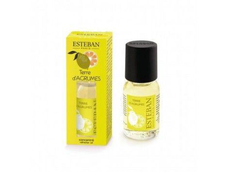 Concentrado de Perfume Terre d Agrumes Esteban Paris
