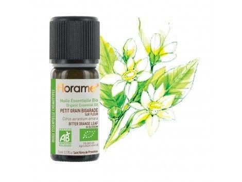 Aceite esencial Petit Grain Bigarade BIO- Florame