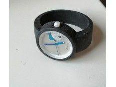 RELOJ O CLOCK NEGRO EXTRASMALL DISNEY