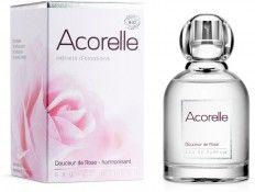 Eau de Parfum Douceur de Rose Acorelle BIO-50 ml