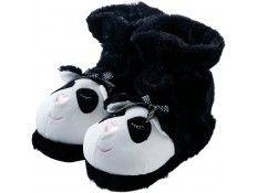 Zapatillas Panda - Fun for Feet Slippers Socks- Aroma Home