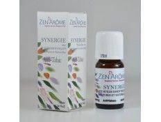 Sinergia de Aceites Esenciales Antitabaco Zen Arome