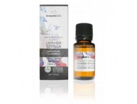 Aceite Esencial Quimiotipado Lavanda Sevilla- Terpenic