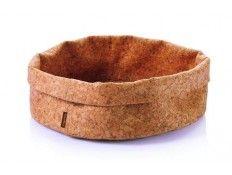 Bol de Corcho Mediano Adjust-a-bowl' Soft Cork Bowl.Bambu