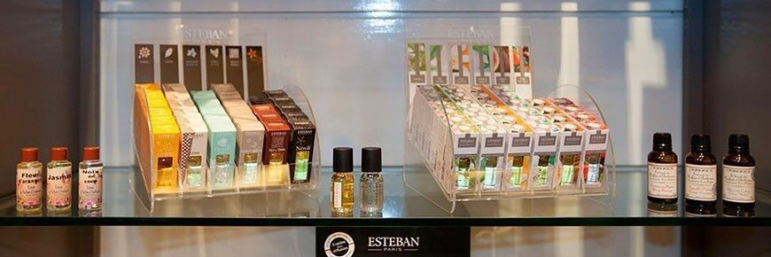 Extractos de Perfumes