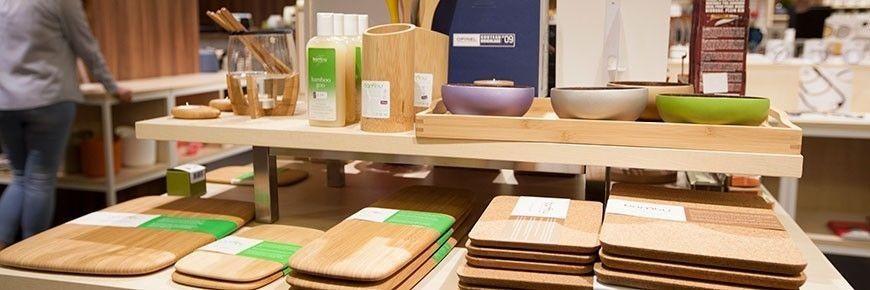 Bambú y Madera Sostenible