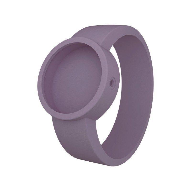 reloj O clock correa violeta desaturado ( 095)
