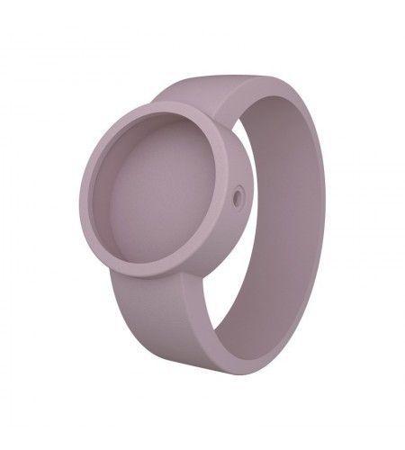 reloj O clock correa violeta pastel ( 025)