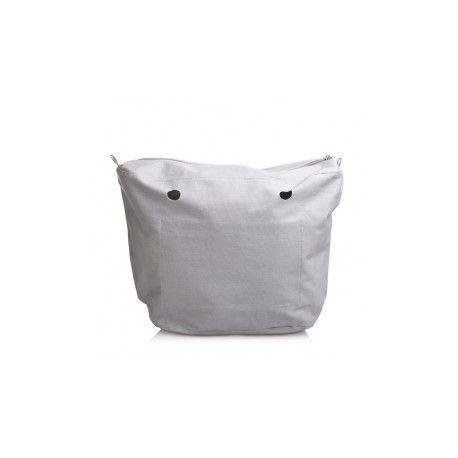 Canvas Gris para Bolso O Bag (133)